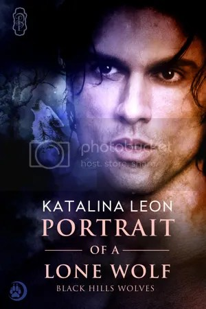 Portrait of a Lone Wolf by @Katalina_Leon