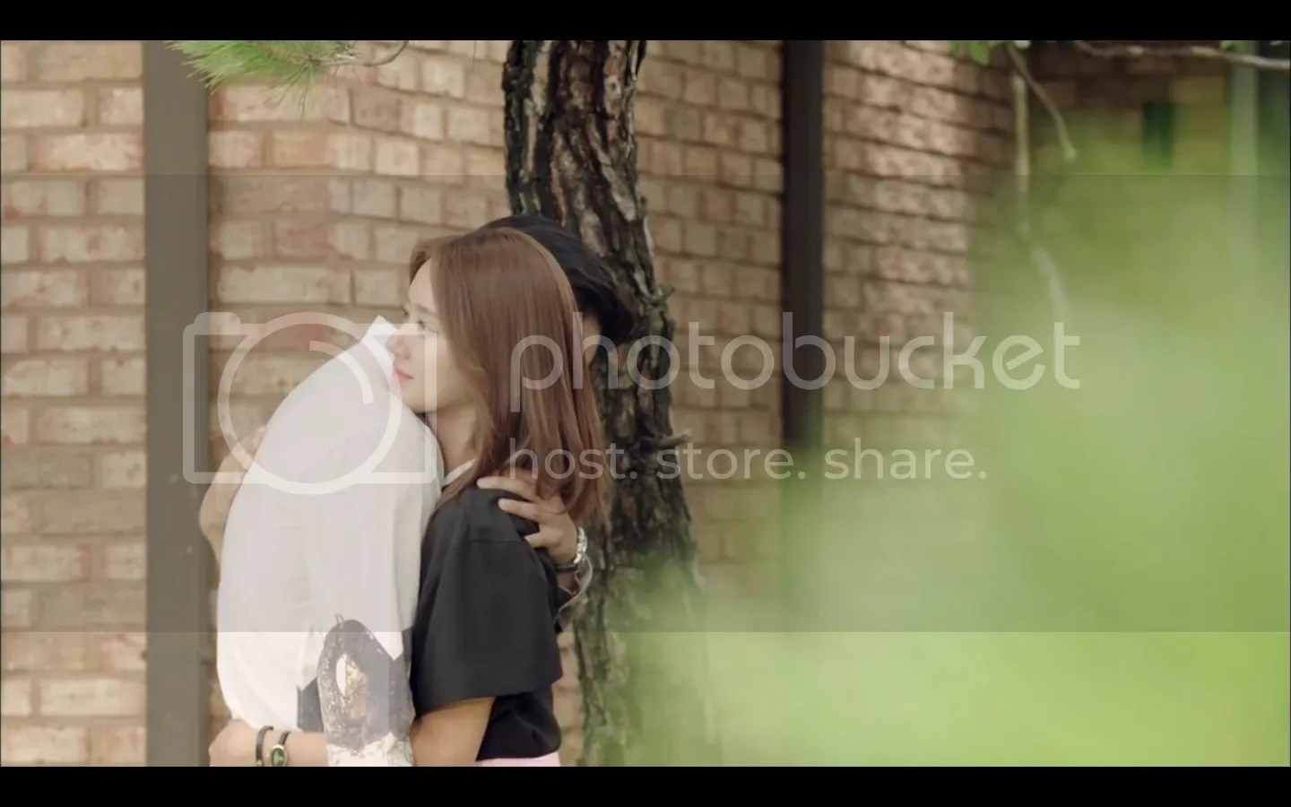 marriage not dating kiss bts