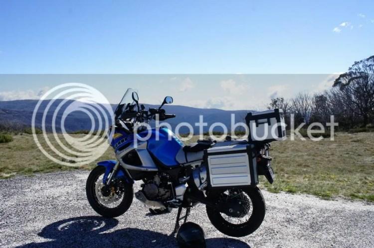 Super Tenere Mountains