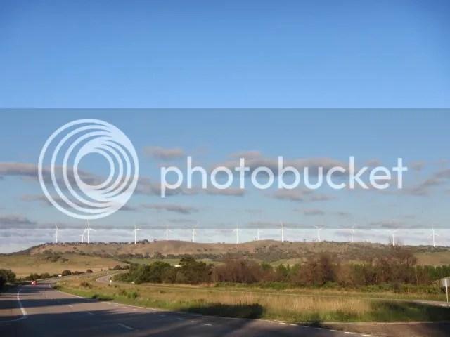 Wind Farm near Goulburn