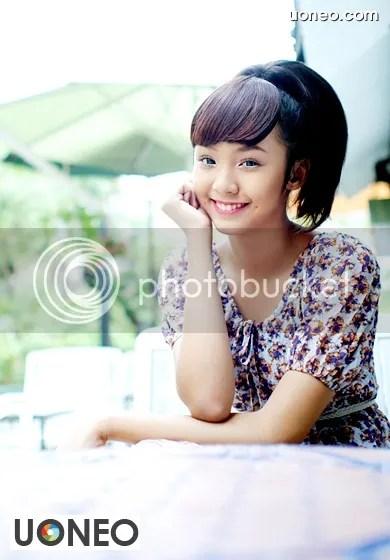 Le Hoang Bao Tran Uoneo 10 Le Hoang Bao Tran   Stunning 13 Year Old Model from Vietnam