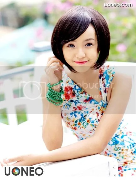 Le Hoang Bao Tran Uoneo 11 Le Hoang Bao Tran   Stunning 13 Year Old Model from Vietnam