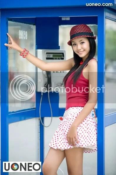 Le Hoang Bao Tran Uoneo 13 Le Hoang Bao Tran   Stunning 13 Year Old Model from Vietnam