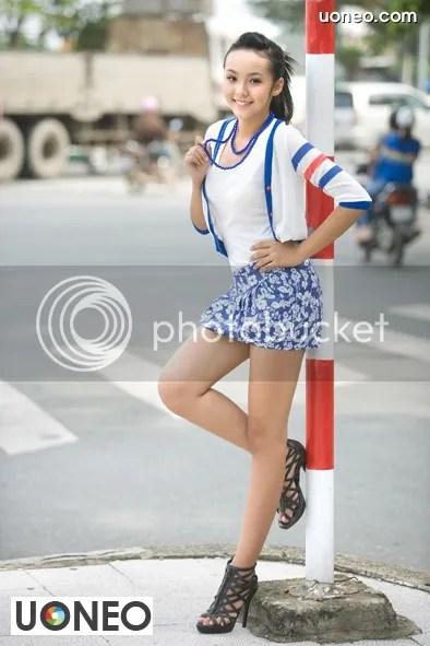 Le Hoang Bao Tran Uoneo 17 Le Hoang Bao Tran   Stunning 13 Year Old Model from Vietnam