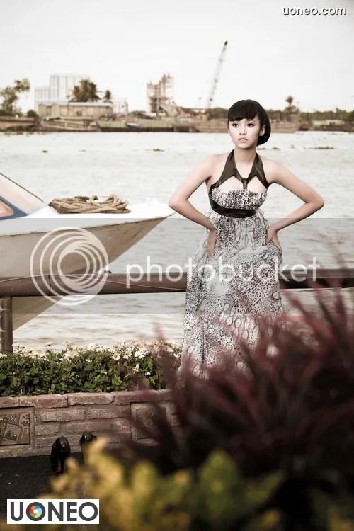 Le Hoang Bao Tran Uoneo 24 Le Hoang Bao Tran   Stunning 13 Year Old Model from Vietnam