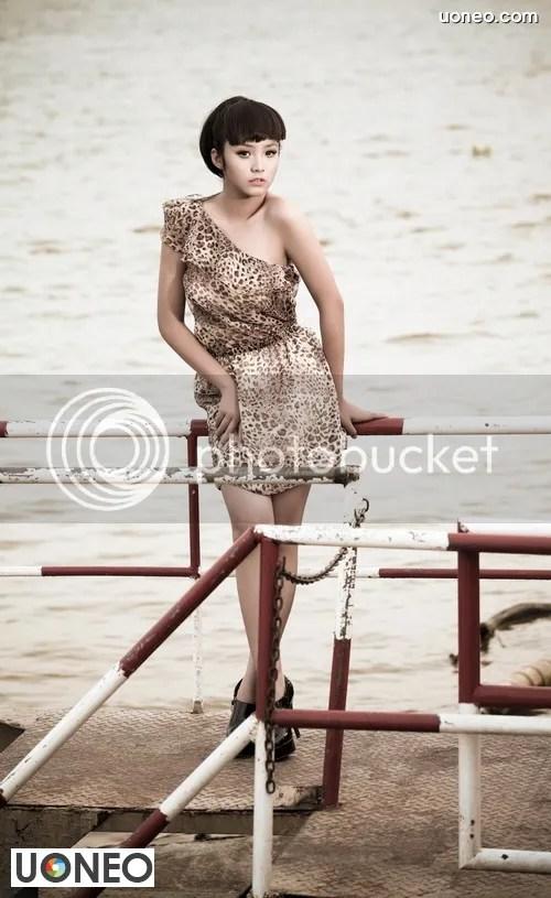Le Hoang Bao Tran Uoneo 26 Le Hoang Bao Tran   Stunning 13 Year Old Model from Vietnam