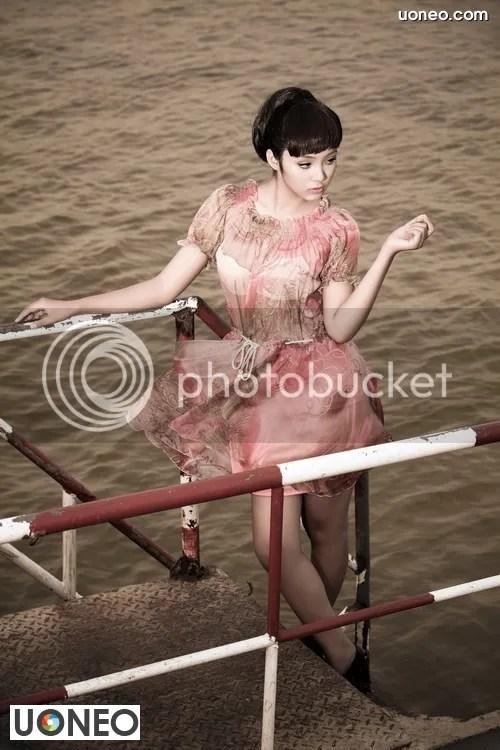 Le Hoang Bao Tran Uoneo 27 Le Hoang Bao Tran   Stunning 13 Year Old Model from Vietnam