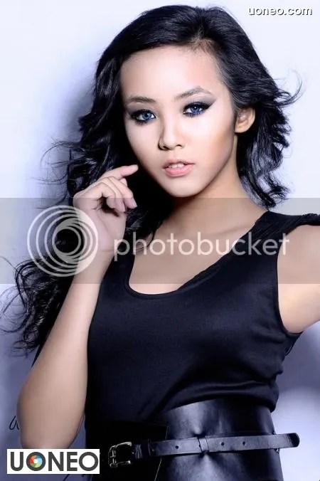 Le Hoang Bao Tran Uoneo 38 Le Hoang Bao Tran   Stunning 13 Year Old Model from Vietnam