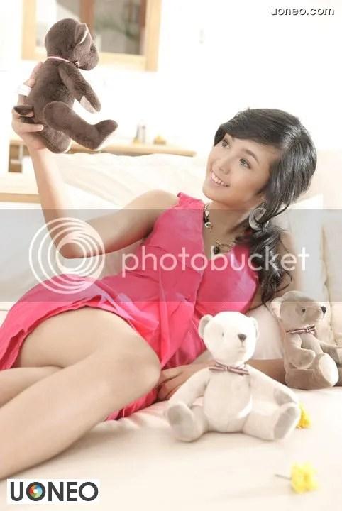 Le Hoang Bao Tran Uoneo 42 Le Hoang Bao Tran   Stunning 13 Year Old Model from Vietnam