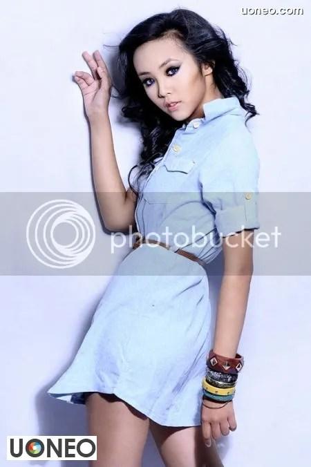 Le Hoang Bao Tran Uoneo 43 Le Hoang Bao Tran   Stunning 13 Year Old Model from Vietnam