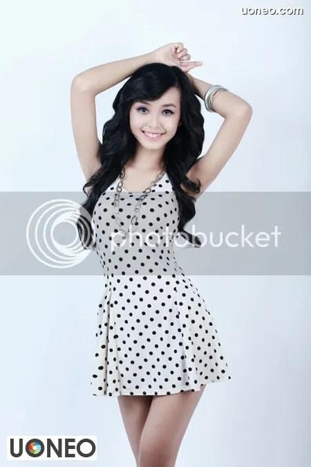 Le Hoang Bao Tran Uoneo 44 Le Hoang Bao Tran   Stunning 13 Year Old Model from Vietnam