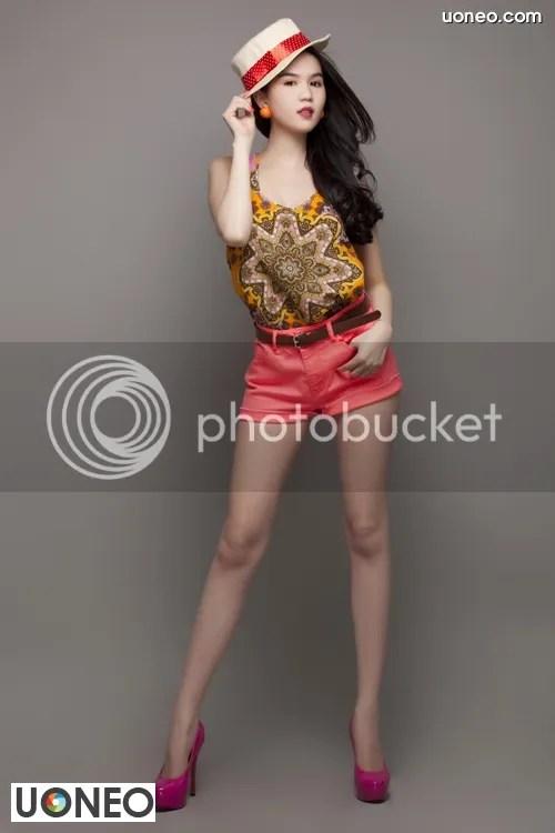 Ngoc Trinh Vietnam Model Uoneo 28 Ngoc Trinh   Vietnam Model: Beautiful costumes and colorful