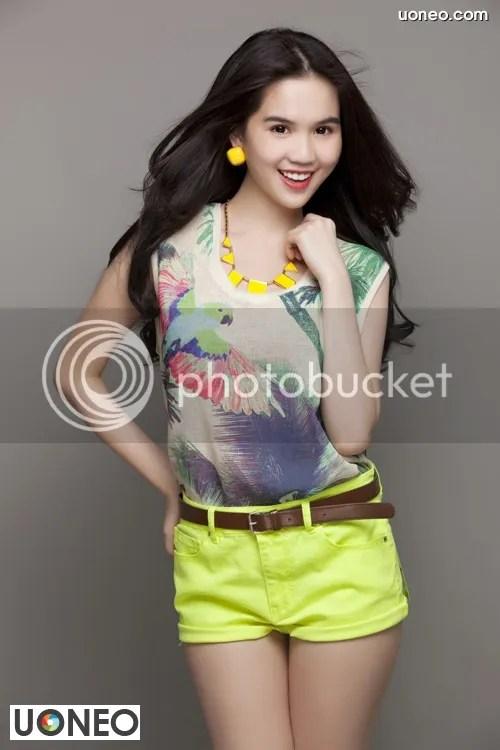 Ngoc Trinh Vietnam Model Uoneo 30 Ngoc Trinh   Vietnam Model: Beautiful costumes and colorful