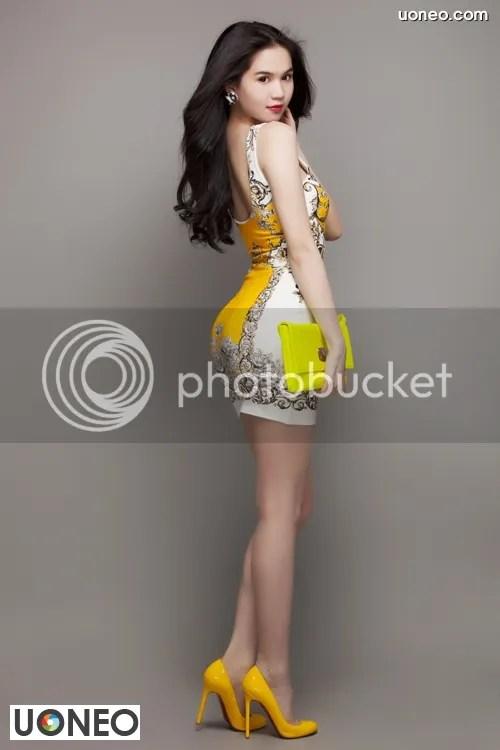 Ngoc Trinh Vietnam Model Uoneo 32 Ngoc Trinh   Vietnam Model: Beautiful costumes and colorful