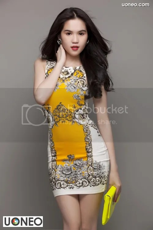 Ngoc Trinh Vietnam Model Uoneo 33 Ngoc Trinh   Vietnam Model: Beautiful costumes and colorful