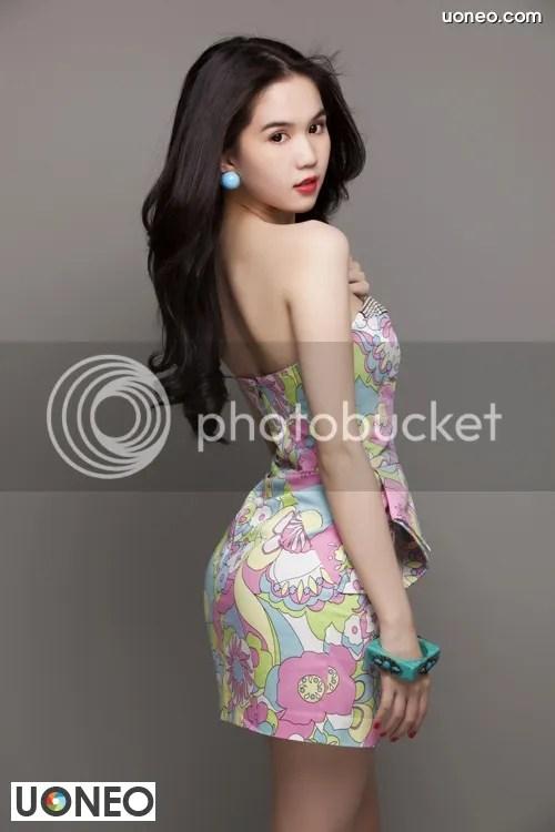 Ngoc Trinh Vietnam Model Uoneo 35 Ngoc Trinh   Vietnam Model: Beautiful costumes and colorful