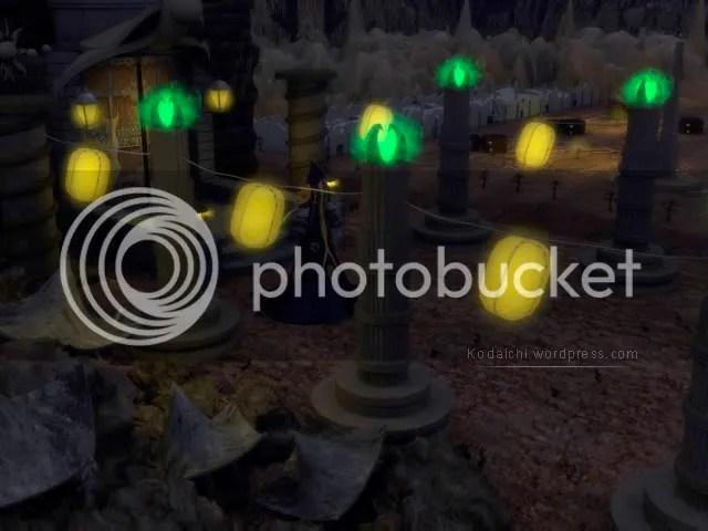 Escenario 3d - Pueblo olvidado - kodaichi