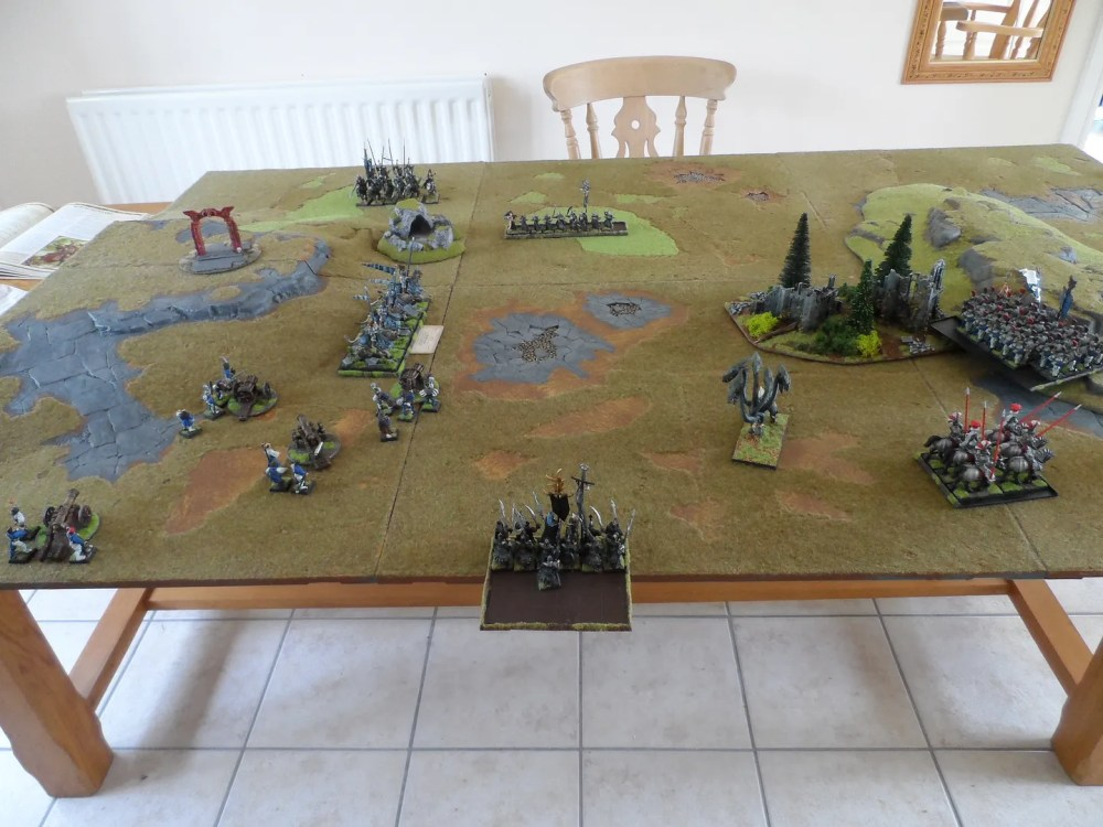 WHFB: Conclusions, Pizza, & Cats (1/5)