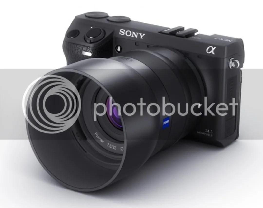 Sony Alpha Rumors full frame nex image
