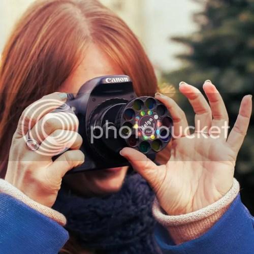 A Holga Lens Filter Kit For Your Canon DSLR