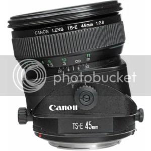 Canon Tilt-Shift Rumors