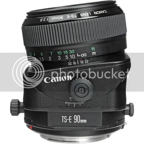 TS-E 90mm