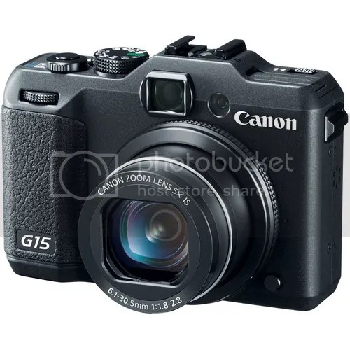 DPreview's Take On The Canon Powershot G15