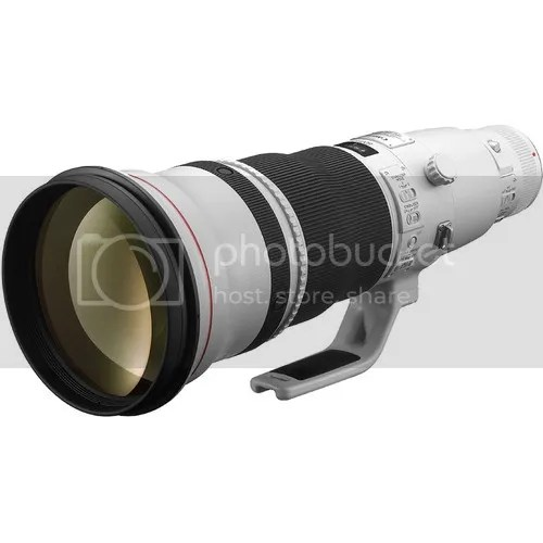 Canon's EF 600mm f/4L IS II USM Telephoto Lens In Stock At B&H