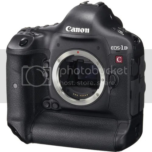 Is Canon Introducing A Revolution With The EOS-1D C?
