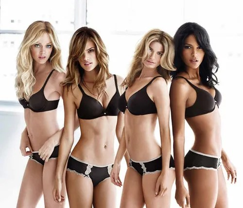 Image result for flat tummy model