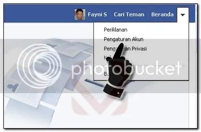 2.Cara Memblokir Pesan Pemberitahuan Facebook