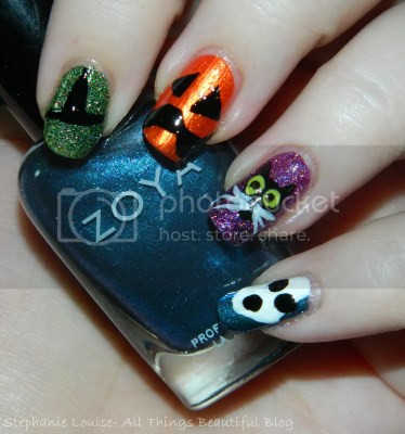 photo Halloween2013NailArtRandomCatWitchPumpkinGhostEasyZoyaOwlArt03_zpsfd268f70.jpg