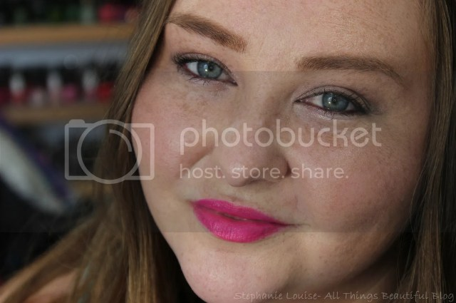Revlon Rio Rush Spring 2014 Limited Edition Lipsticks in Matte Sultry Samba Lip Swatches Review