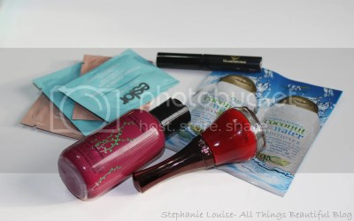 Beauty Box 5 Unboxing for June 2014 featuring Vitabath, Nicka K, & More!