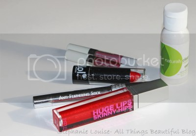 Lip Monthly Unboxing Video, Swatches, & Review for June 2014