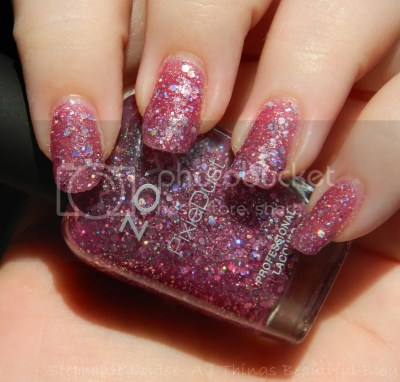 Zoya Magical Pixie Dust Nail Polish in Arlo from the Summer 2014 Trio