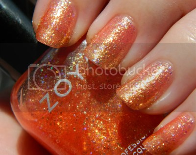 Zoya Bubbly Collection Summer 2014 Swatches & Review. This is the shade Jesy.  via @stephlouiseatb