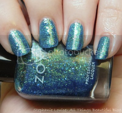 Zoya Bubbly Collection Summer 2014 Swatches & Review. This is the shade Muse. via @stephlouiseatb