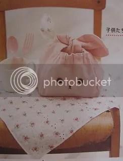 Sweet Lunch Bag