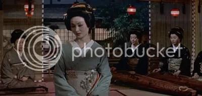 """""""El Bárbaro y la Geisha"""" (""""The Barbarian and the Geisha"""", 1958): la historia de la geisha de Shimoda"""