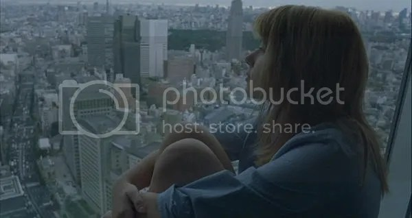 """Charlotte, sola. """"Lost in Translation"""" (Sofia Coppola, 2003)"""