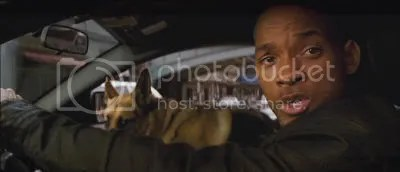 "Will Smith en ""Soy Leyenda"" (""I Am Legend"", 2009)"