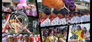 Festivales de la fertilidad en Japón (o festivales de penes y vaginas)