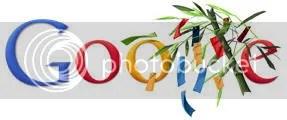 Google Doodle del día del Tanabata