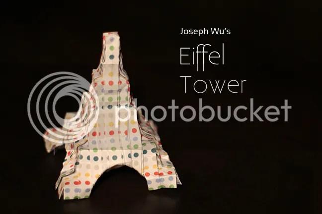Eiffel Tower Papercrafts   PaperCraftSquare.com   432x648