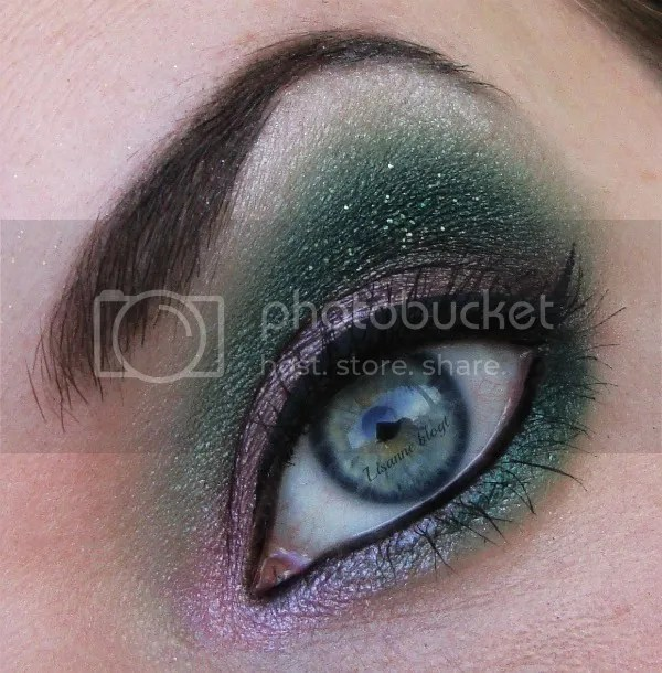 Eva's Garden of Eden with Sleek Garden of Eden palette