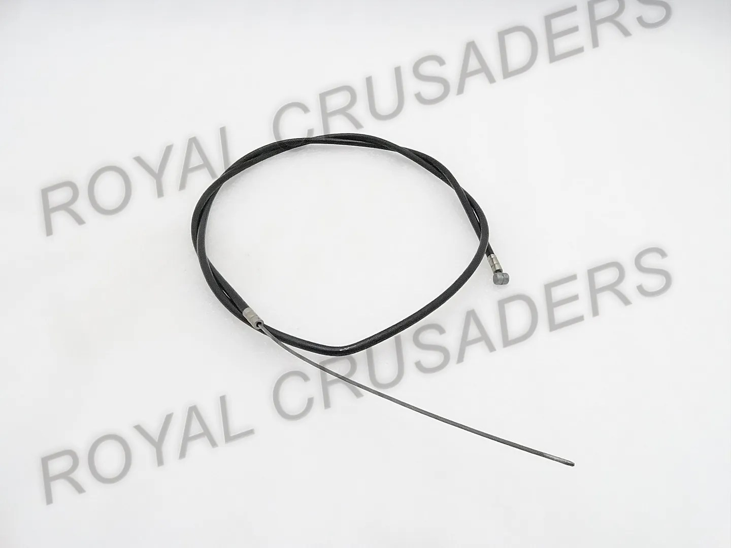 New Jawa Motorcycle Clutch Cable Assembly With Adjuster Code