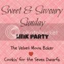 Sweet and Savoury Sunday