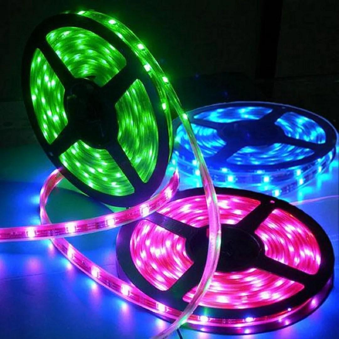 Changing Led Lights