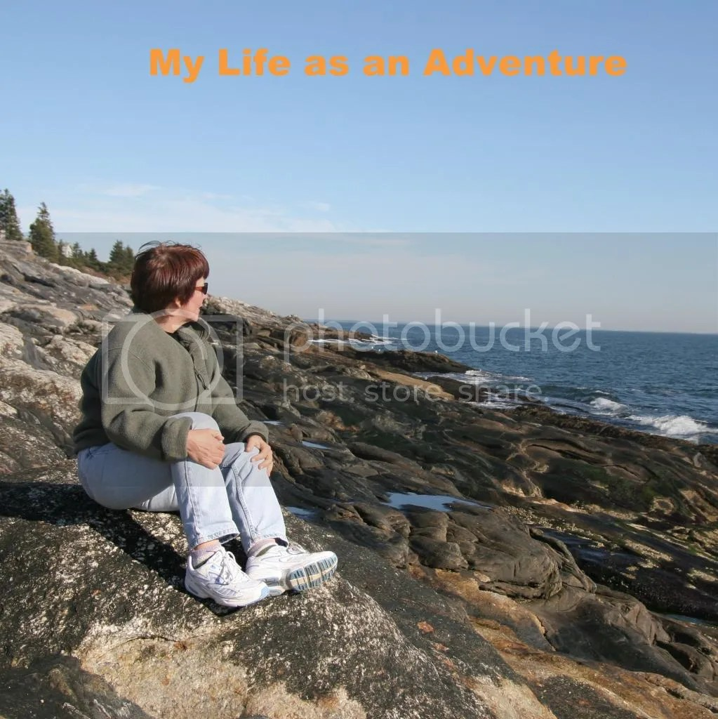 My Life as an Adventure